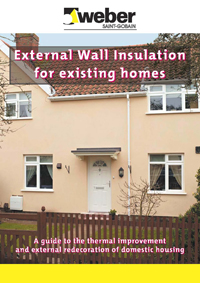 weber external wall insulation external insulation cork. Black Bedroom Furniture Sets. Home Design Ideas